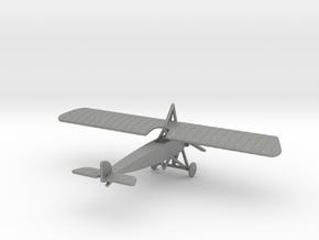 Morane-Saulnier Type L (Fighter Version) in Gray Professional Plastic: 1:144