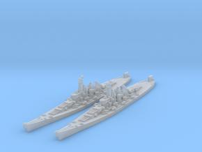 Montana class battleship (Axis & Allies) in Smooth Fine Detail Plastic