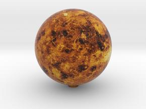 Cloudless Venus 1:150 million in Natural Full Color Sandstone