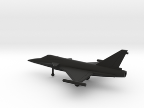 Soko Novi Avion in Black Natural Versatile Plastic: 1:200
