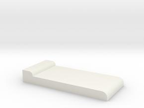 Matrix Orbital Slip Clip in White Natural Versatile Plastic