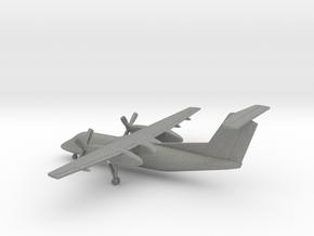 Bombardier Dash 8 Q200 in Gray PA12: 6mm