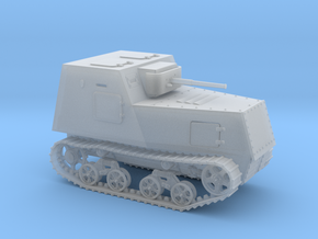 1/100th scale KHTZ-16 soviet armoured tractor in Smooth Fine Detail Plastic