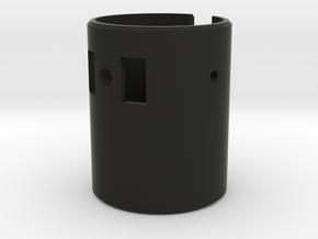 Praco flashes sleeve in Black Premium Versatile Plastic