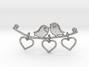 shivgartjes takjea in Natural Silver (Interlocking Parts)