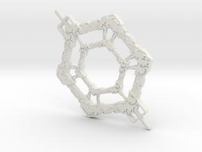 Transwarp Conduit in White Natural Versatile Plastic