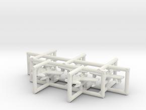 OS2U Kingfisher x5 1/600 in White Natural Versatile Plastic