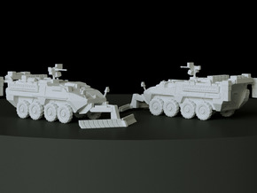 M1132 ESV scale: 1:200 in Smooth Fine Detail Plastic