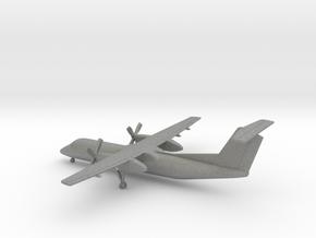 Bombardier Dash 8 Q300 in Gray PA12: 6mm