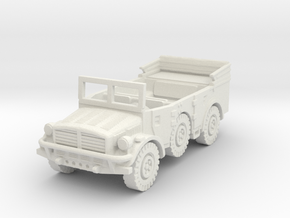 horch 108 (window up) scale 1/87 in White Natural Versatile Plastic