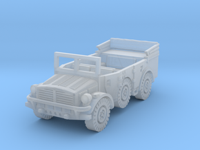horch 108 (window up) scale 1/160 in Smooth Fine Detail Plastic