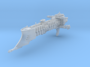 Martyr Cruiser in Smooth Fine Detail Plastic
