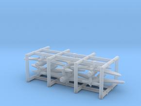 TBD Devestator 1/500 x6 in Smooth Fine Detail Plastic