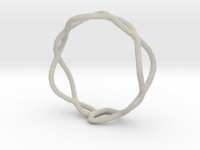 Ring 01 in Natural Sandstone
