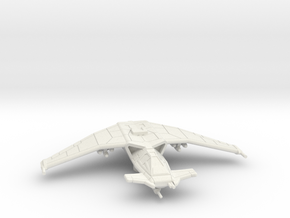 SA-43 Hammerhead: 1/270 scale in White Natural Versatile Plastic