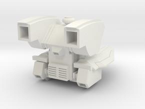 Sons ARC Drone in White Natural Versatile Plastic