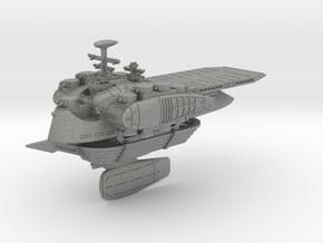 Last Exile. Silvius (Battle Mode) in Gray Professional Plastic