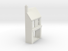 z-76-lr-t-shop-rd-brick-lc-comp in White Natural Versatile Plastic