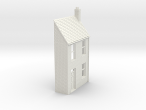 z-87-lr-t-house-ld-brick-comp in White Natural Versatile Plastic