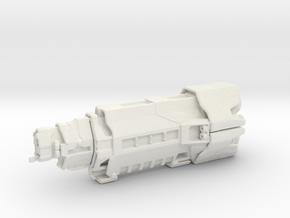 Halcyon Class in White Natural Versatile Plastic