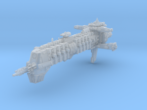 Deliverer Cruiser mk.2  in Smooth Fine Detail Plastic