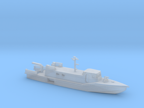 1/1250 Scale K-180 Italian Patrol Boat in Smooth Fine Detail Plastic