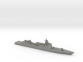 "Type 055 ""Renhai"" in Gray PA12: 1:600"