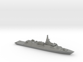 Type 26 Global Combat Ship in Gray PA12: 1:600