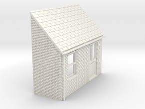 z-76-lr-house-extension-2 in White Natural Versatile Plastic