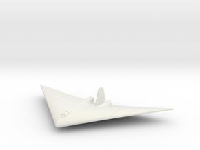 (1:285) Arado 'Dreieck' in White Natural Versatile Plastic