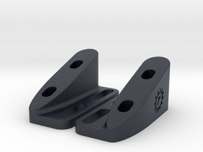 Angled Extension Spacer in Black Professional Plastic