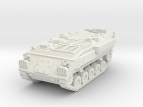 MG144-UK05A FV432 Mk 2 APC in White Natural Versatile Plastic
