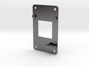 RockBlock9603Base in Polished Nickel Steel