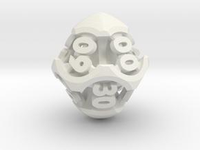 Chord d10 Decader in White Natural Versatile Plastic