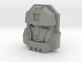 Armada Cyclonus Face (Titans Return) in Gray PA12