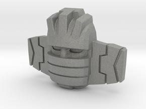 Wheeljack/Slicer Sunbow (Titans Return) in Gray Professional Plastic