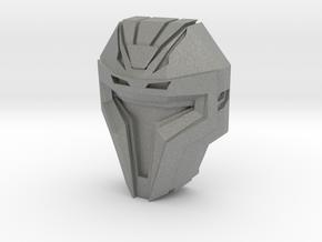 WFC Decepticon Heavy/Brute Face (Titans Return) in Gray PA12