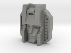 Strascream, Voyager Face (Titans Return) in Gray PA12