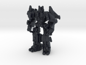 Superion (CW), Broadside Scaled in Black PA12