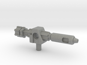 Outback's Gun, 5mm in Gray Professional Plastic