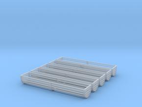 Best Detail  1/48 USN Floater Net Basket Set in Smooth Fine Detail Plastic
