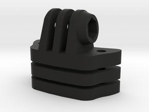 Paintball Mask GoPro Dye i5 in Black Natural Versatile Plastic