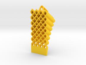 hs150 in Yellow Processed Versatile Plastic