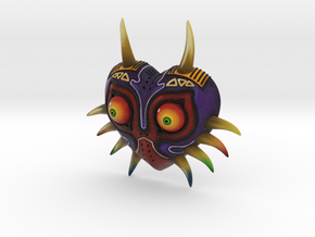Majoras mask_ in Natural Full Color Sandstone