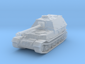 Elefant scale 1/87 in Smooth Fine Detail Plastic