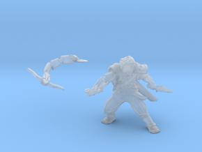 Halfling Arcane Trickster (Modular) in Smooth Fine Detail Plastic