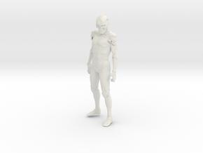 Printle V Homme 1339 - 1/24 - wob in White Natural Versatile Plastic
