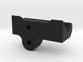 B6.1 30mm Fan Mount SCH1282 strap in Black Natural Versatile Plastic