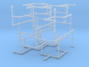 Haugland's grid subgraph no. 2 in Smooth Fine Detail Plastic