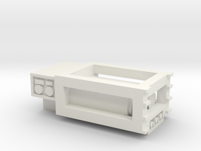 1 to 285 mod bed moduals 3 axle fuel in White Natural Versatile Plastic